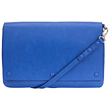 Buy Kin by John Lewis Clare Across Body Bag, Cobalt Online at johnlewis.com