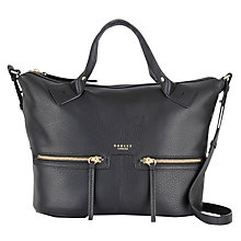 Buy Radley Great Eastern Street Medium Leather Multiway Bag Online at johnlewis.com