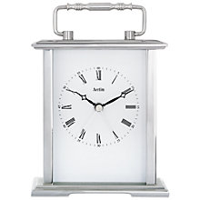 Buy Acctim Gainsborough Carriage Mantle Clock Online at johnlewis.com