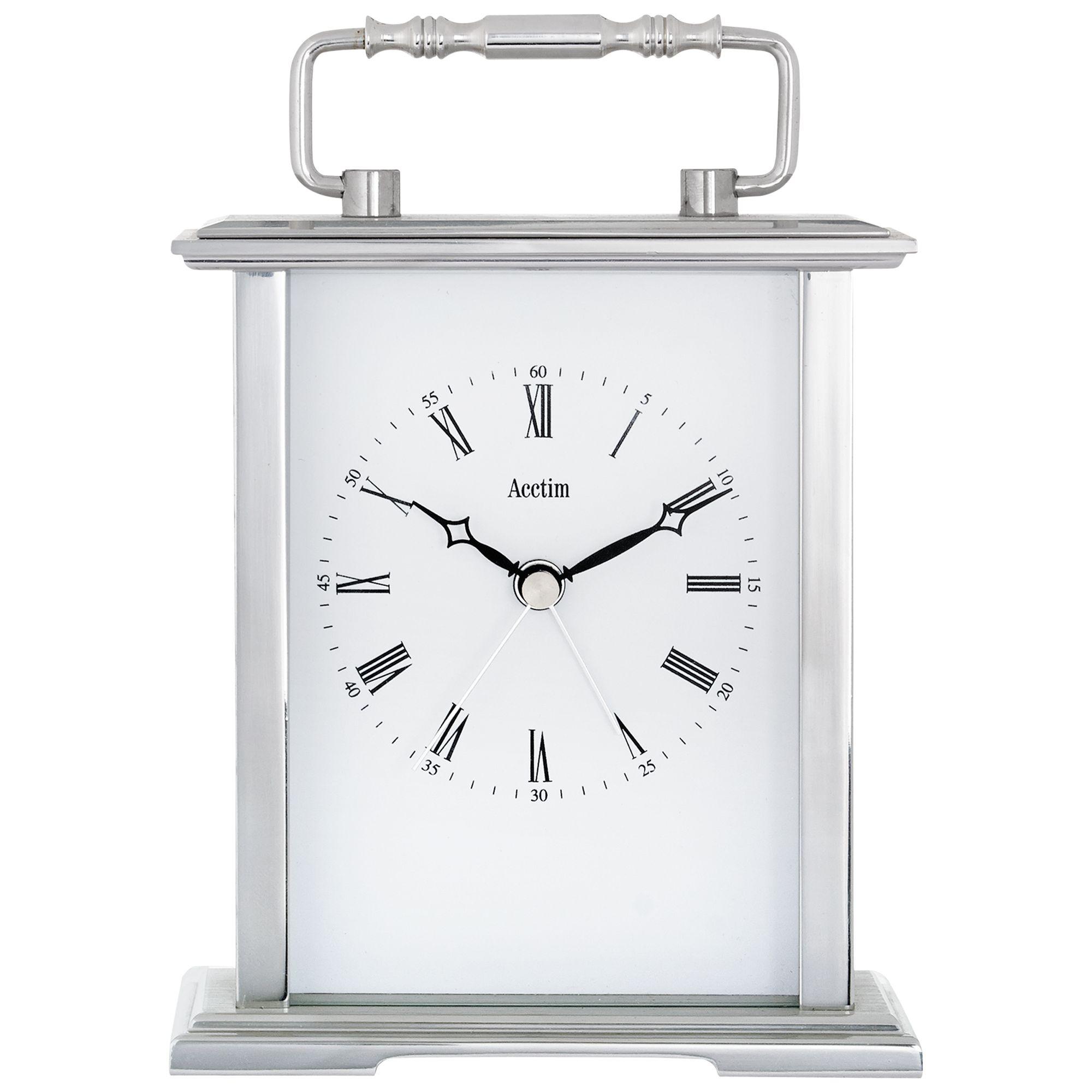 Acctim Acctim Gainsborough Carriage Mantle Clock