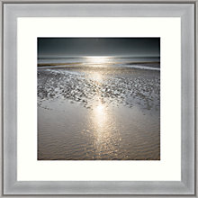 Buy Mike Shepherd - Shimmering Light Framed Print, 68 x 68cm Online at johnlewis.com