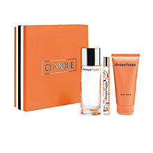 Buy Clinique Happy Indulgence Fragrance Gift Set Online at johnlewis.com