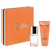 Buy Clinique Happy Couple Fragrance Gift Set Online at johnlewis.com