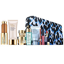 Buy Estée Lauder Double Wear Nude Cushion Stick Foundation Rich Caramel, 30ml and Illuminating Perfecting Primer, 30ml with Your Gift Our Treat Online at johnlewis.com