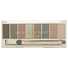 Buy TOPSHOP Limited Edition Smokey Eye Palette, Battle Online at johnlewis.com