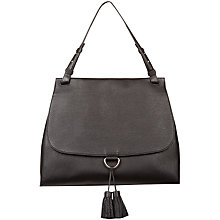Buy Hobbs Highgate Shoulder Bag, Black Online at johnlewis.com