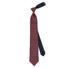 Buy Thomas Pink Guitar Print Silk Tie Online at johnlewis.com