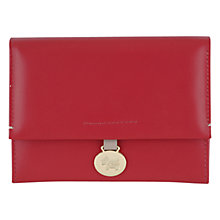Buy Radley Exbury Leather Medium Flapover Purse Online at johnlewis.com