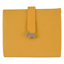Buy Radley Hamilton Medium Fold-Over Purse, Yellow Online at johnlewis.com