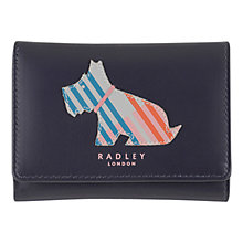 Buy Radley Milner Small Leather Tri-Fold Purse Online at johnlewis.com