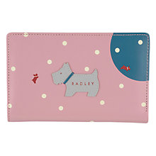 Buy Radley Over The Moon Leather Purse Online at johnlewis.com