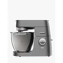 Buy Kenwood KVC8300S Chef Titanium XL Stand Mixer, Silver Online at johnlewis.com