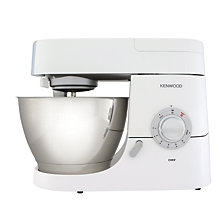 Buy Kenwood KMC515 Classic Chef Stand Mixer Online at johnlewis.com