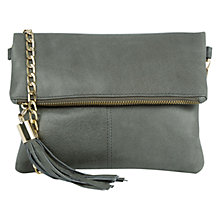Buy Oasis Ora Leather Across Body Handbag Online at johnlewis.com