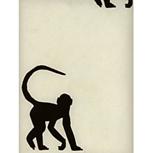 Buy Holly Frean for Andrew Martin Cheeky Monkey Paste the Wall Wallpaper Online at johnlewis.com