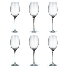 Buy John Lewis Vino Spiral Wine Glasses, Set of 6 Online at johnlewis.com