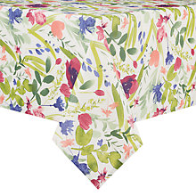 Buy John Lewis Country Wipe Clean Tablecloth Online at johnlewis.com