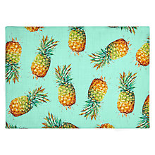 Buy John Lewis Pineapple Placemat Online at johnlewis.com