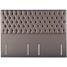 Buy Hypnos Eleanor Full Depth Headboard, Small Double Online at johnlewis.com