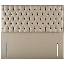 Buy Hypnos Eleanor Full Depth Headboard, Double Online at johnlewis.com