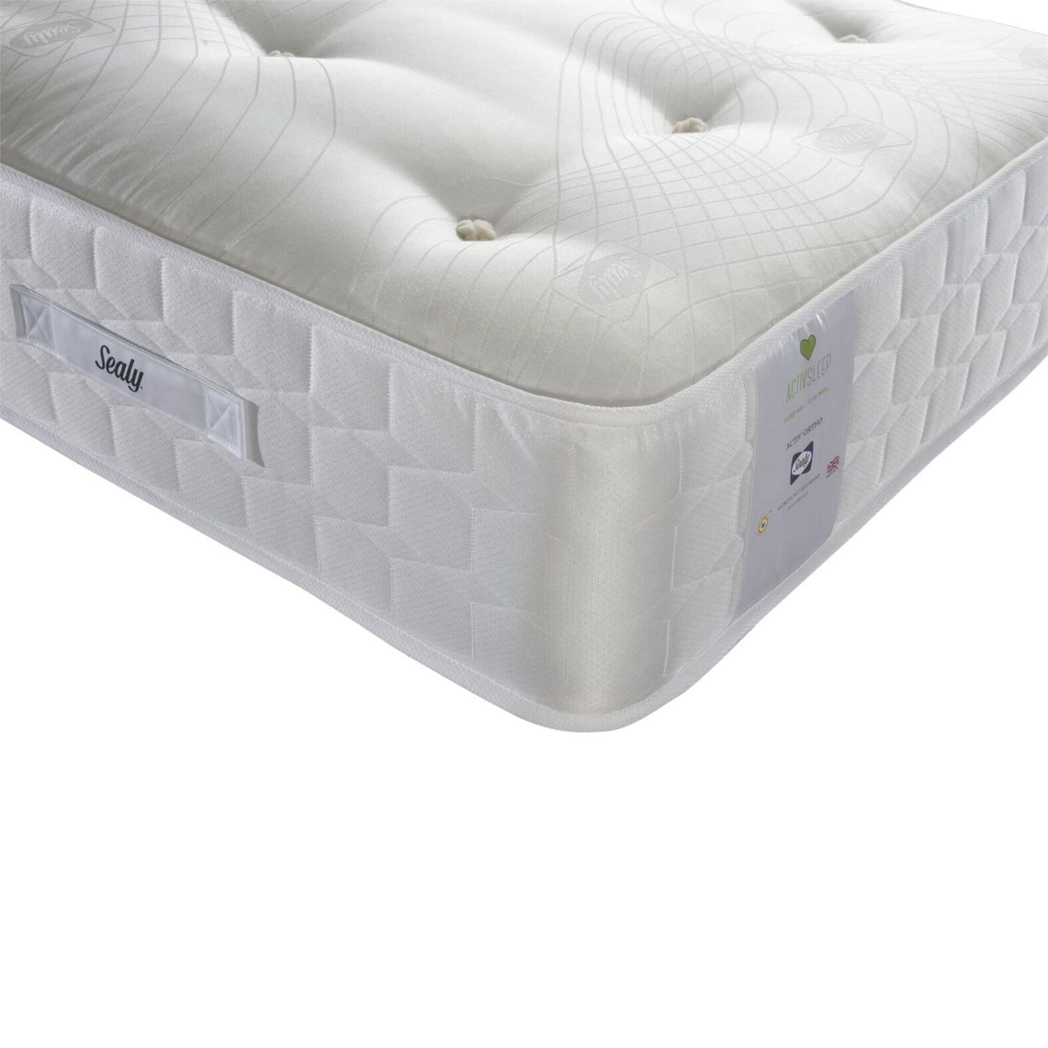 Sealy Sealy Activ Ortho Mattress, Single
