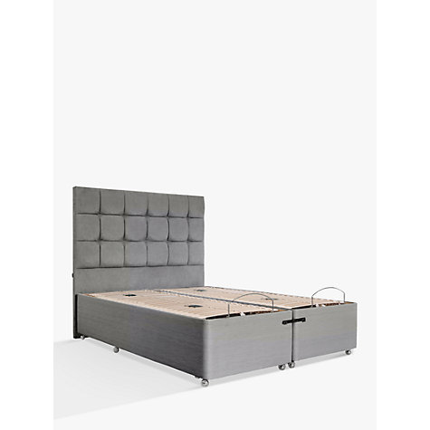 Buy Tempur Adjustable Divan Bed King Size John Lewis