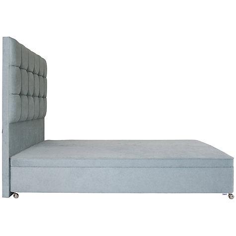 Buy tempur electric ottoman divan storage bed double for Storage divan double bed