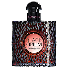 Buy Yves Saint Laurent Black Opium Eau de Parfum Wild Edition, 50ml Online at johnlewis.com