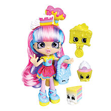 Buy Shopkins Rainbow Cake Doll Online at johnlewis.com