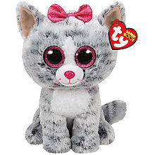 Buy Ty Kiki Boo Buddy Beanie Soft Toy Online at johnlewis.com