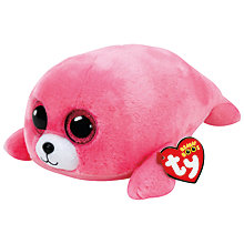 Buy Ty Pierre Boo Buddy Beanie Soft Toy Online at johnlewis.com