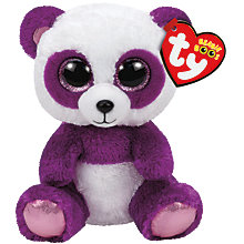 Buy Ty Boom Boom Beanie Boo Soft Toy Online at johnlewis.com