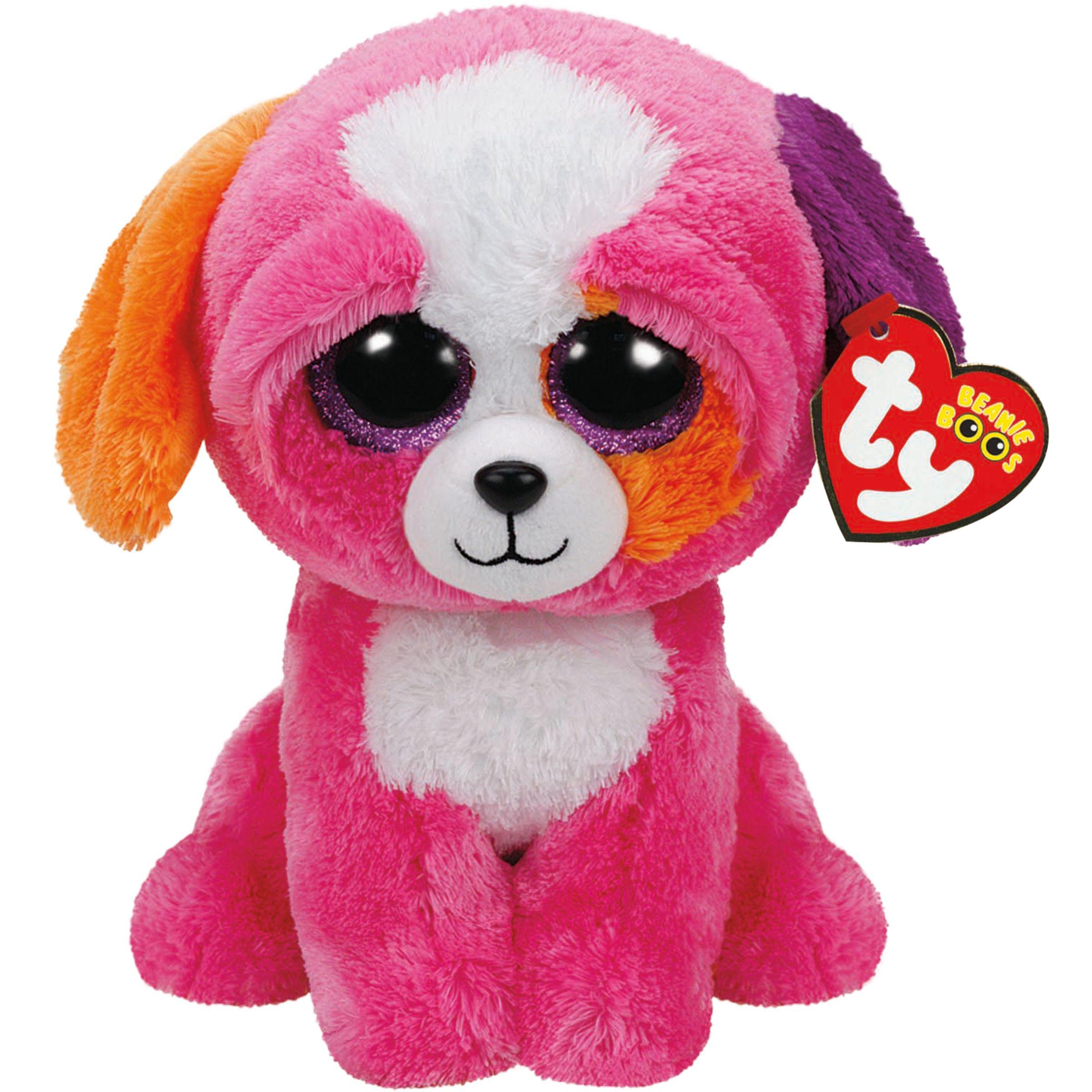 Ty Precious Boo Buddy Beanie Soft Toy