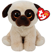 Buy Rufus Beanie Baby Soft Toy Online at johnlewis.com