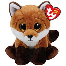 Buy Fay Beanie Baby Soft Toy Online at johnlewis.com