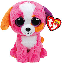 Buy Precious Beanie Boo Soft Toy Online at johnlewis.com