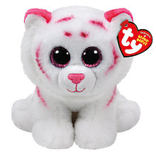 Buy Tabor Beanie Baby Soft Toy Online at johnlewis.com
