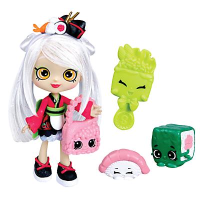 Shopkins Sara Sushi Doll