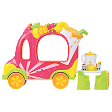 Buy Shopkins Shoppies Smoothie Truck Playset Online at johnlewis.com