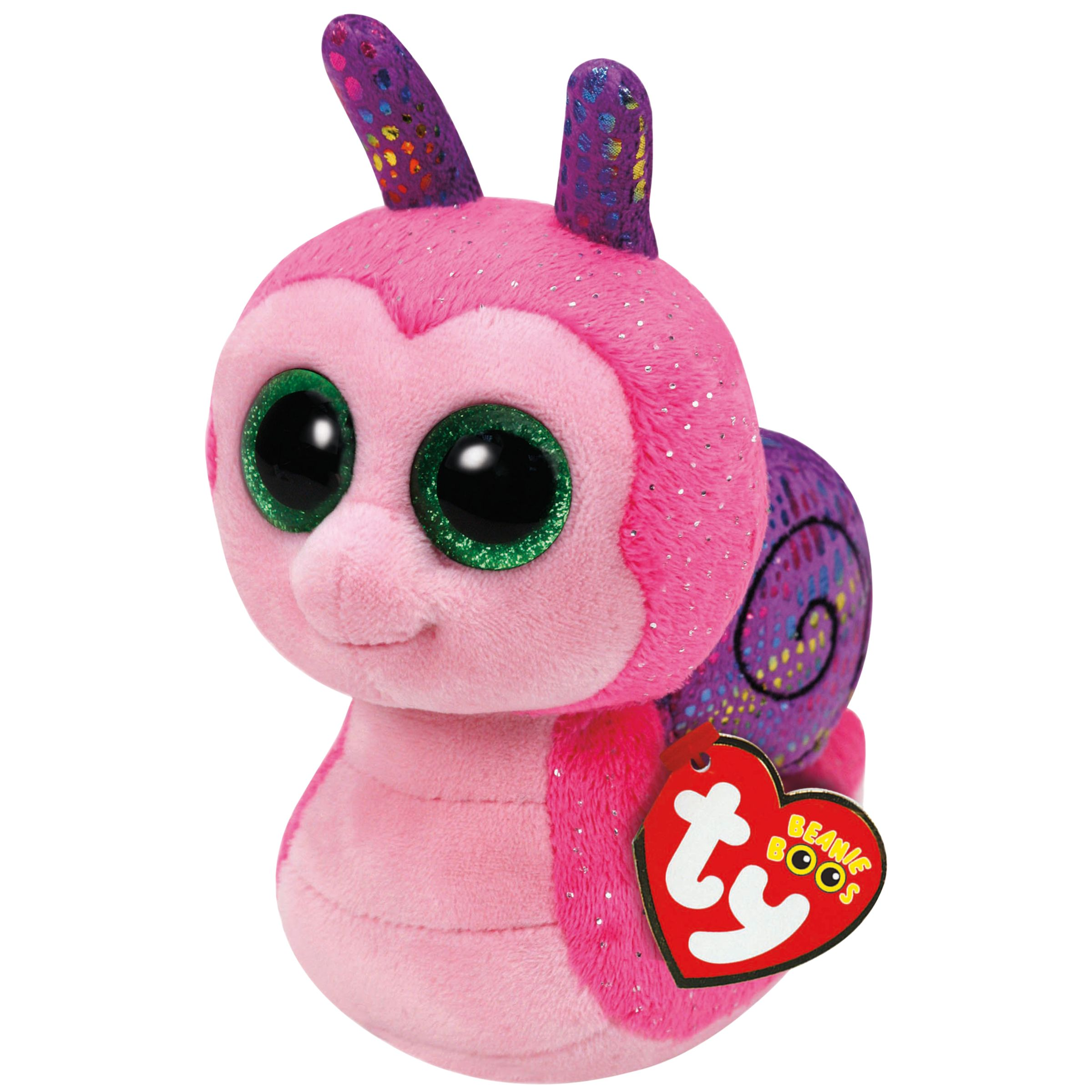 Ty Scooter Beanie Boo Soft Toy