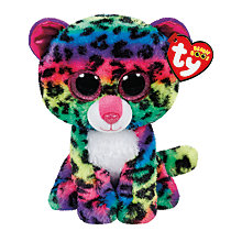 Buy Ty Dotty Beanie Boo Soft Toy Online at johnlewis.com