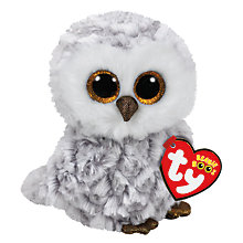 Buy Ty Owlette Beanie Boo Soft Toy Online at johnlewis.com