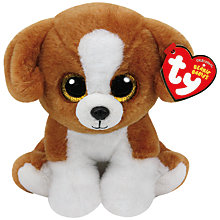 Buy Ty Snicky Beanie Baby Soft Toy Online at johnlewis.com