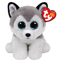 Buy Buff Beanie Baby Soft Toy Online at johnlewis.com