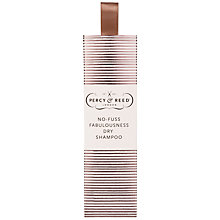 Buy Percy & Reed No-Fuss Fabulousness Little Luxury Dry Shampoo, 50ml Online at johnlewis.com