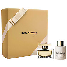 Buy Dolce & Gabbana The One 50ml Eau de Parfum Fragrance Gift Set Online at johnlewis.com