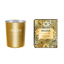 Buy Decléor Christmas Neroli Scented Candle Online at johnlewis.com