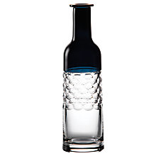 Buy Jo Sampson at Waterford Half & Half Water Bottle, Teal Online at johnlewis.com