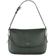 Buy Tula Alpine Originals Medium Flap Shoulder Bag, Olive Green Online at johnlewis.com
