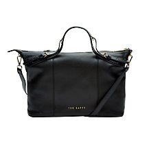 Buy Ted Baker Alum Leather Tote Bag Online at johnlewis.com